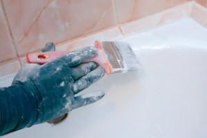 покраска ванны в СПб