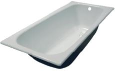ванна чугунная классик 150х70